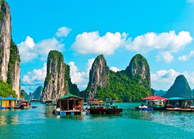 Rondreis van Noord- naar Zuid-Vietnam vanuit luxe hotels | Bespaar ...