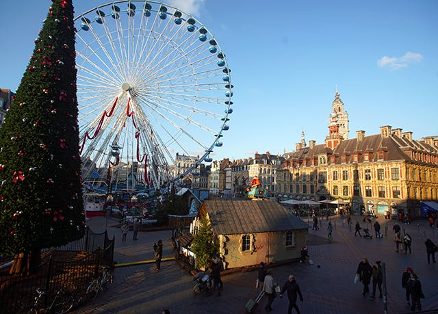 5 Spa Hotel In Lille S Historic Center Save Up To 70 On Luxury