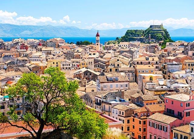 Neueroffnung Mittelmeer Magie Auf Korfu Luxusangebote Zu Top Preisen Urlaubsplus Luxusreiseclub