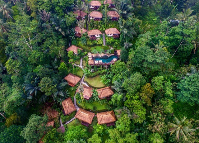 Rainforest Villas In The Heart Of Bali Save Up To 70 On Luxury Travel Roomer Luxury