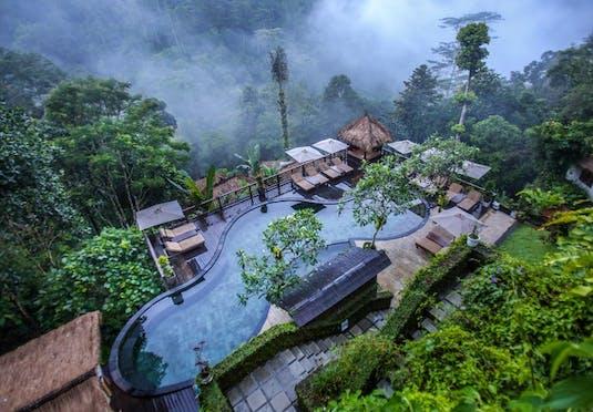 Luxury Bali Escape With Spa Perks Breathtaking Jungle Villa Luxury Travel At Low Prices Secret Escapes