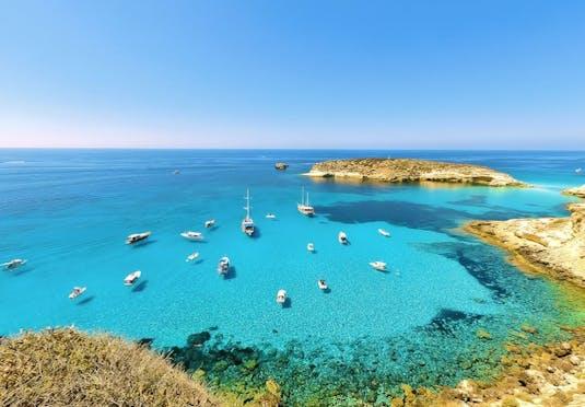 Vacanza tra la natura incontaminata di Lampedusa | Risparmia ...