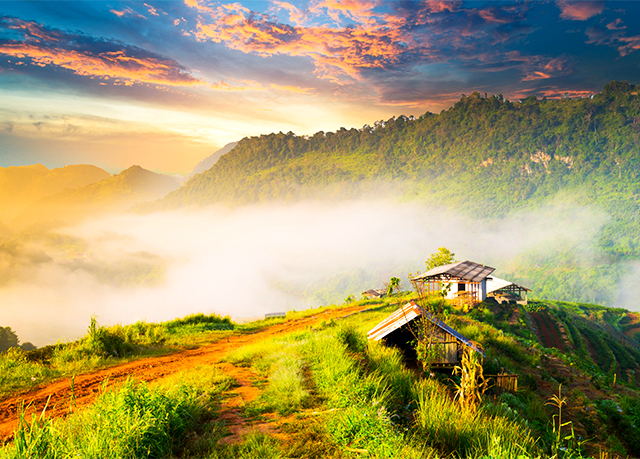 Tempting Northern Thailand nature & city getaway   Save up